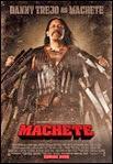 Machete - poster