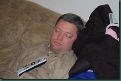 gart sleeping