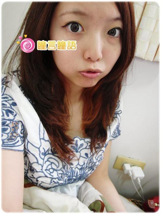韓國GEO隱形眼鏡-Godness女神灰SAM_4768