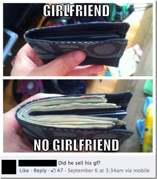 con novio - sin novia