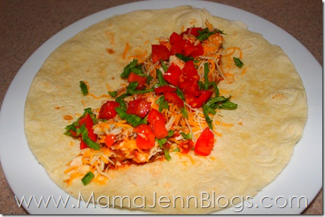 Simplified Dinners eBook Meal: Taco Chicken