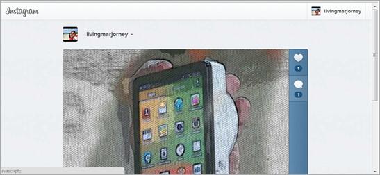Samsung Galaxy Camera: using Paper Artist