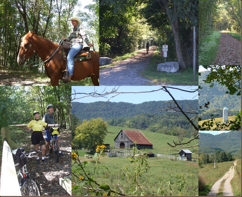 wilderness road bike trail