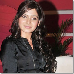 Samantha nice look