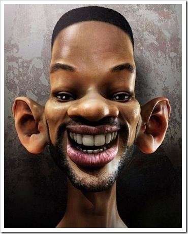 Funny Celebrity - Will Smith.