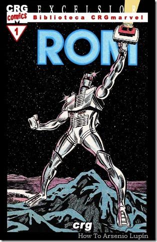 P00001 - ROM - Biblioteca Marvel #1