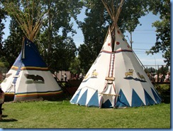 9306 Alberta Calgary - Calgary Stampede 100th Anniversary - Indian Village