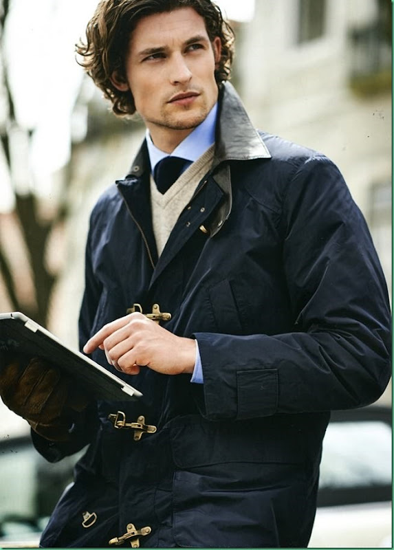 Wouter Peelen for Scapa FW 13-14