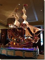 I saw a ship a'sailing...