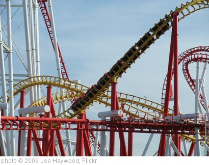'Ingoldmells roller-coaster' photo (c) 2009, Lee Haywood - license: http://creativecommons.org/licenses/by-sa/2.0/