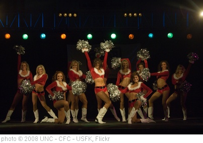 'Dallas Cowboy Cheerleaders' photo (c) 2008, UNC - CFC - USFK - license: http://creativecommons.org/licenses/by/2.0/
