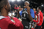 lebron james nba 130216 all star houston 17 practice Kings All Star Feet: LeBron X Low Easter, Barkley Posite &amp; More