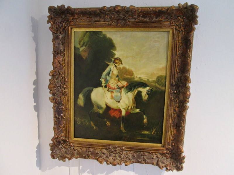 Victorian Reproduction Painting