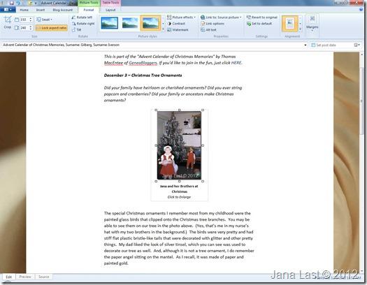 Windows Live Writer 4