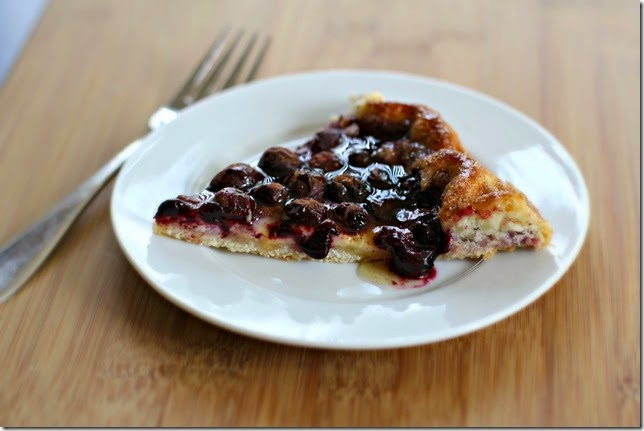 Blueberry Crostata 3