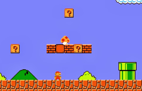 Full Screen Mario en HTML5