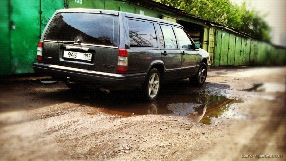 1992 Volvo 940 Wagon Specifications, Pictures, Prices