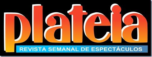 revista plateia logo