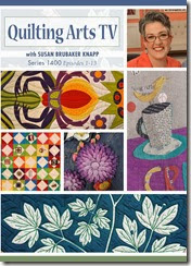 Quilting Arts TV DVD Cover Image