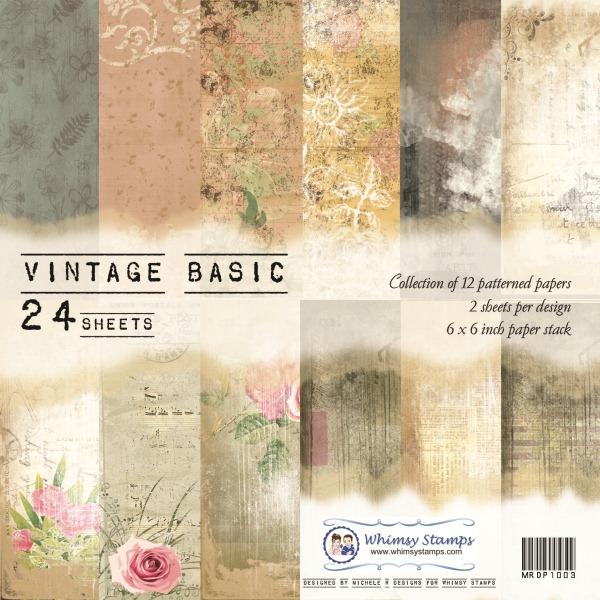 Vintage Basic Front Sheet