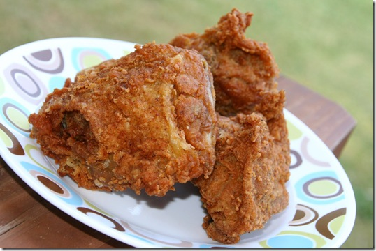 Copycat KFC Original Recipe Fried Chicken