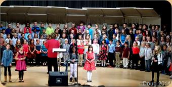 Fall Singing Program