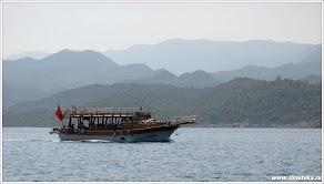 Море близ Демре. Турция. www.timeteka.ru