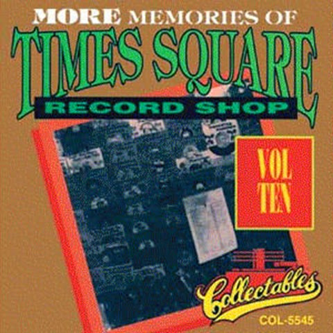 Memories of Times square Records Vol 10
