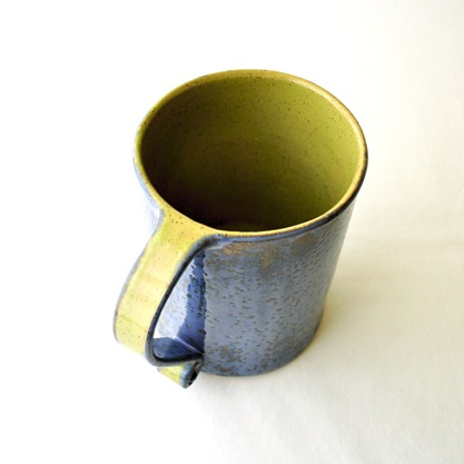 bucket of coffee by glazedOver Pottery 4
