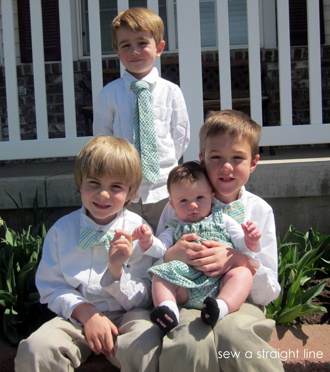 easter kids