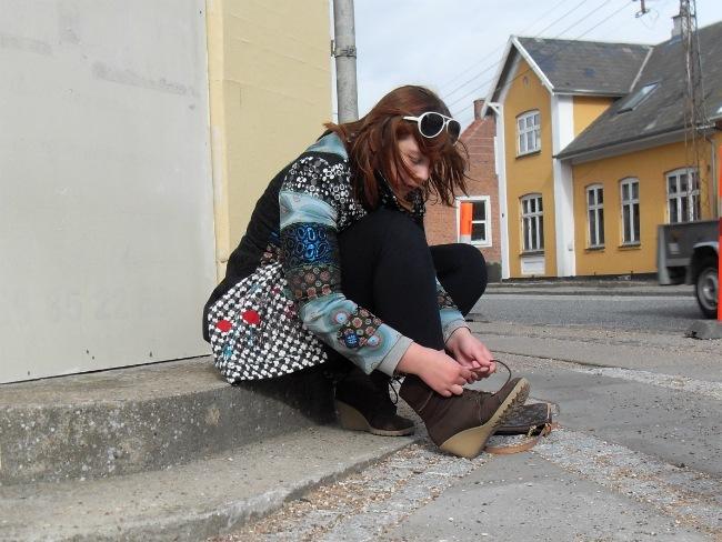 Emilie, Høng, september 2012