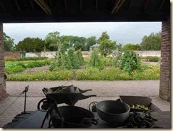 Shugborough Walled Garden