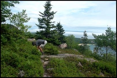 Gorham Mountain Hike 088