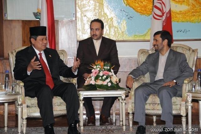 foto keseharian Presiden Indonesia Susilo Bambang Yudhoyono (6)