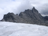 Carstensz Pyramid from Carstensz Glacier (Robert Cassady, 2010)
