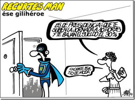 Forges recortesman