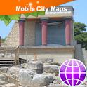Crete Street Map icon
