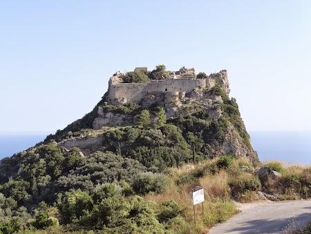 33. Castelul Angelokastro.JPG