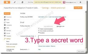 image Type a Secret Word