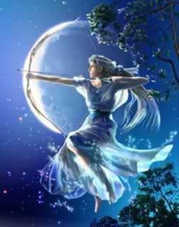 Artêmis deusa da caça na cultura grega - Priscila e Maxwell Palheta