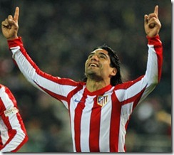Falcao vs Bilbao