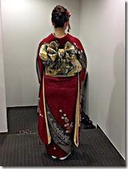 光が丘の広島モノリス結婚式場へ出張着付け (3)