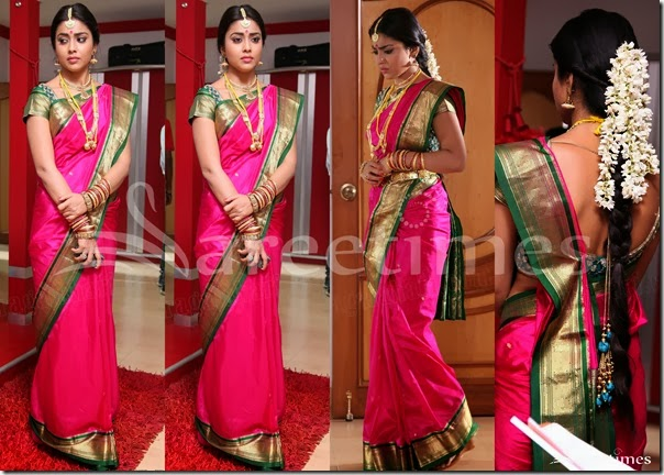 Shriya_Pink_Traditional_Saree