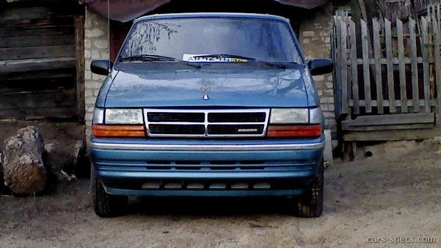 Dodge Grand Caravan Minivan Specifications Pictures Jpg 873x491 92