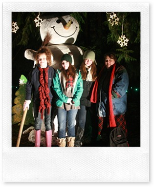 ross snowman