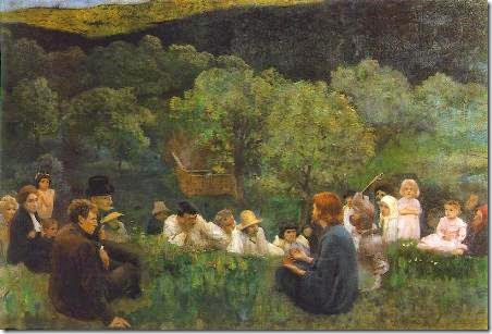Ferenczy,_Károly_-_Sermon_on_the_Mountain_(1896) (1) - Cópia