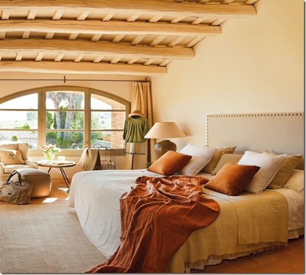 case e interni - cas a campagna - stile rustico country  - Spagna (10)