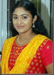 serial actress_sreeja chandran_cute stills