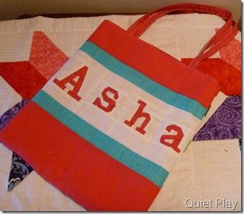 Asha's tote