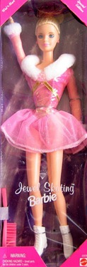 Barbie Jewel Skating Walmart (1994)